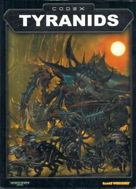 Tyranids Codex Rulebook 2003